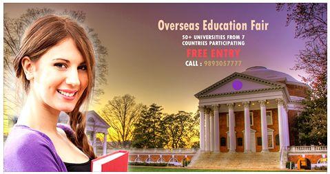 Overseas Education fair Raipur