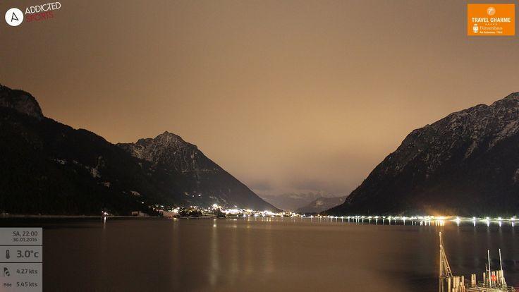 Webcams am Achensee, aktuelles Wetter und Vorhersage in Tirol, für Kiter & Windsurfer, Bergsportler, Paragleiter & Drachenflieger, Skifahrer & Snowboarder - webcam.christianreiter.at