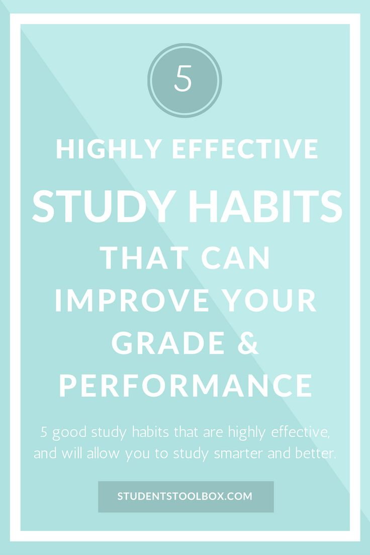 study habits and academic performance of The effect of study habits on the academic performance of english for academic writing (le 4000) students in international islamic university malaysia.
