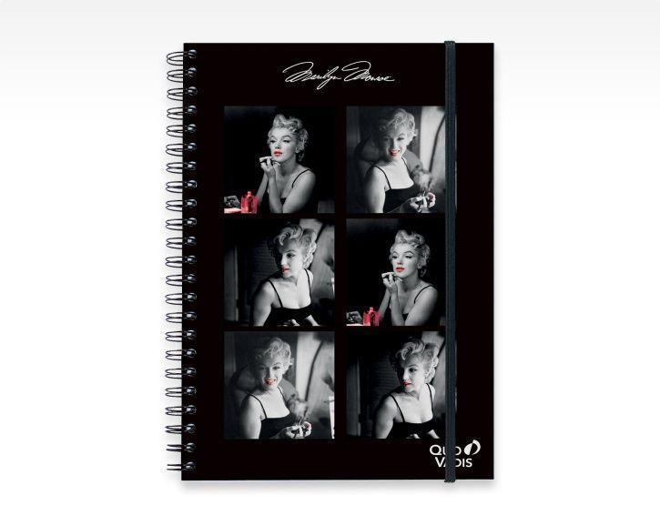 Elastibook A5 Marilyn Monroe (unies/plain) - Quo Vadis