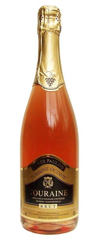 Domaine Octavie, Cuvée Pauline BRUT rosé
