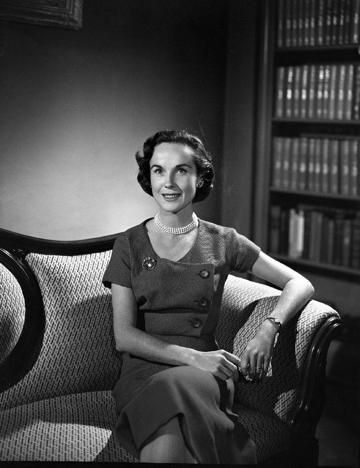 Madame Drummond Birks, 1957.