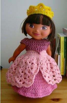 Knitting Pattern For Dora The Explorer Doll : 17 Best images about Dora and Boots Patterns on Pinterest Doll accessories,...