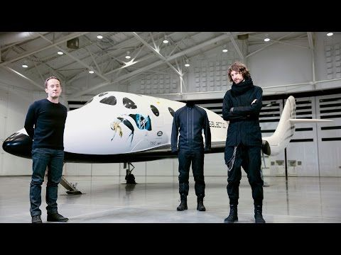 A high-fashion collaboration between Y-3 and Virgin to outfit space tourists