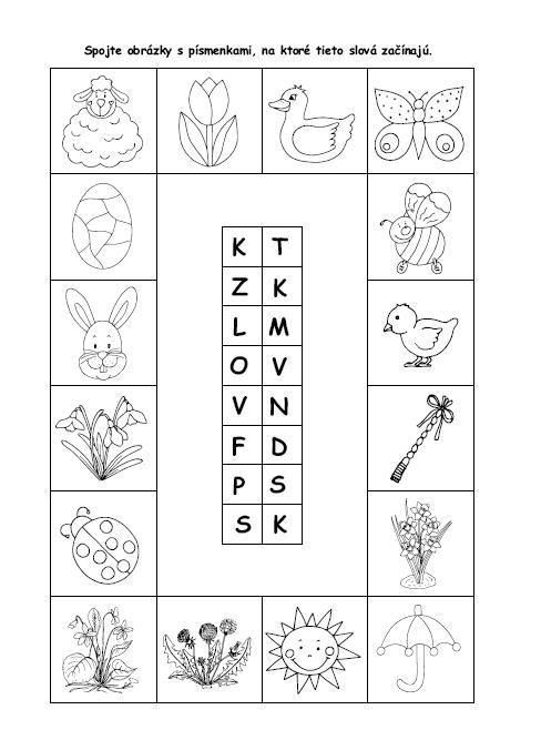 Pracovné listy a hry - Kolekcia používateľky giva4 | Modrykonik.sk