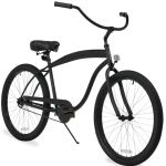 Beach Cruiser Bicycle 26-Inch sixthreezero Men's In The Barrel.