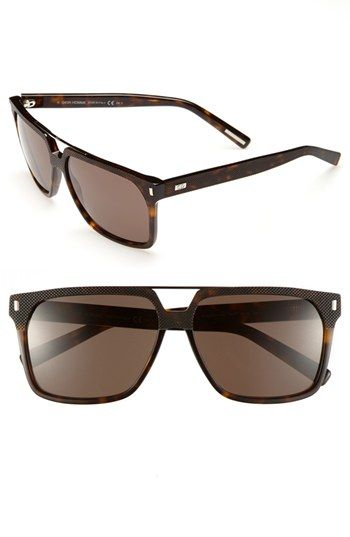 Christian Dior 134S 58mm Men's Sunglasses | Nordstrom
