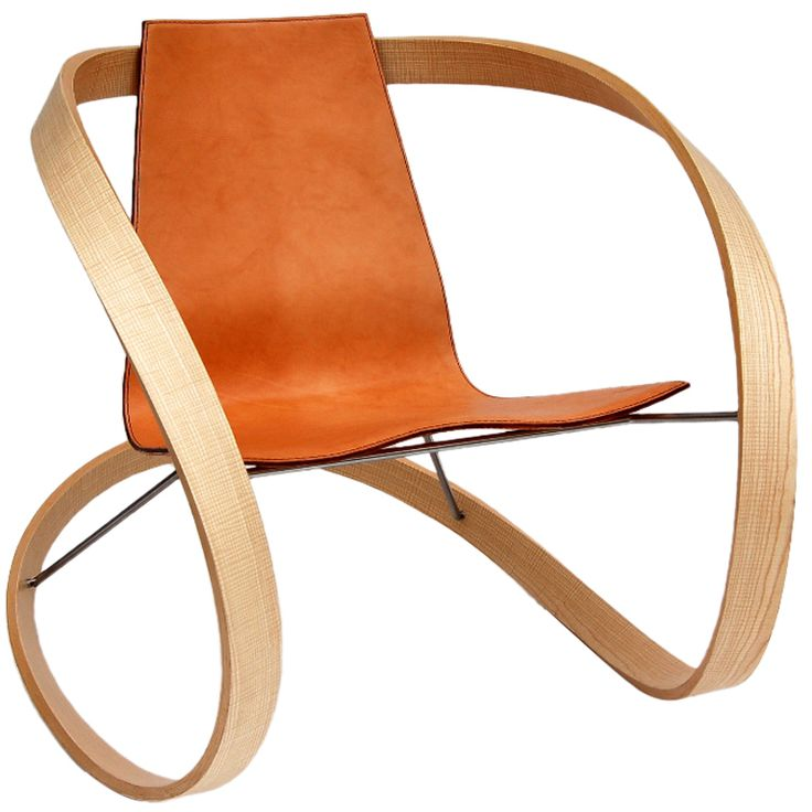 Ribbon Rocking Chair