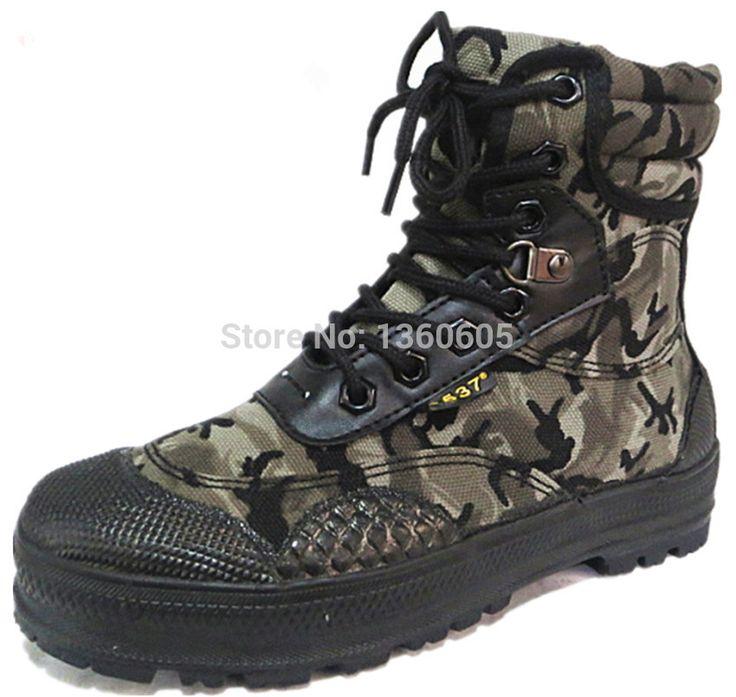 Открытый скалолазание туризм обувь мужчины охота треккинг outventure камуфляж военная боевой подготовки тренер кроссовки обувь сапоги