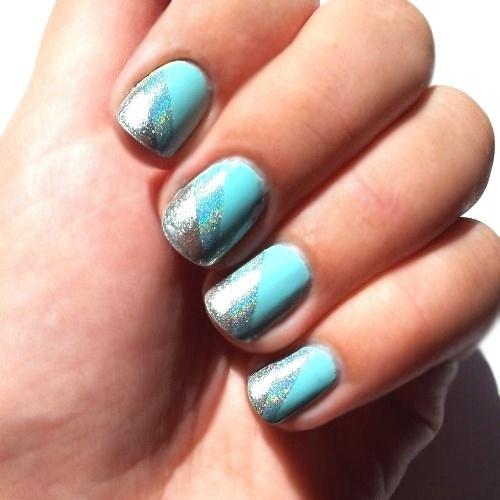 Jeu de reflets | B nails