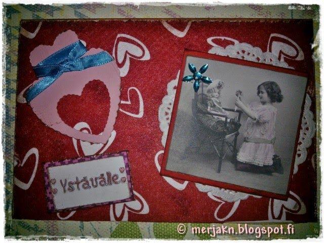 Neljäs ystävänpäiväkortti
