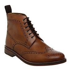 CALIBRATE - brogue detail boot  http://www.dune.co.uk/bertie/calibrate-brogue-detail-boot-0248506370001083/