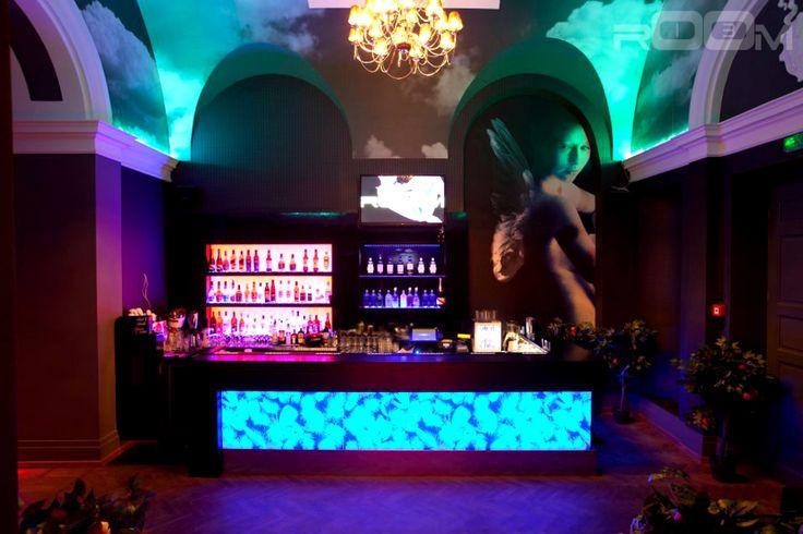 Room 13 in Warschau – eine stylische Tanzlocation in historischen Mauern
