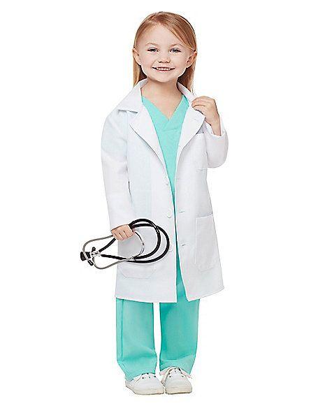 Toddler Mini Doctor Costume - Spirithalloween.com