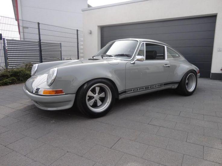 Re-built Porsche 911 ST