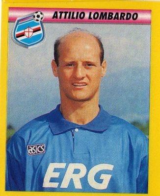 Attilio Lombardo #Sampdoria