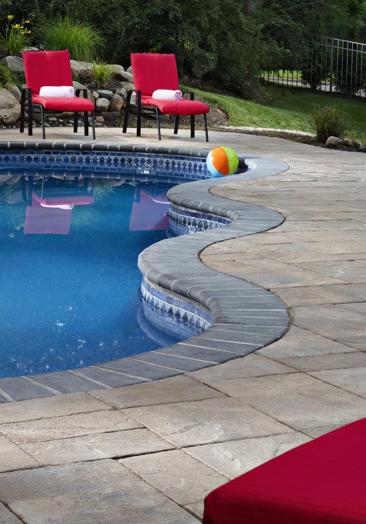 17 Best Images About Belgard Pool Decks On Pinterest