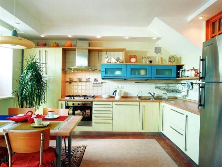 Kitchen Design  Gallery Of Ideas To Choose The Best Kitchen Color Adorable Simple Interior Design Ideas For Kitchen Inspiration