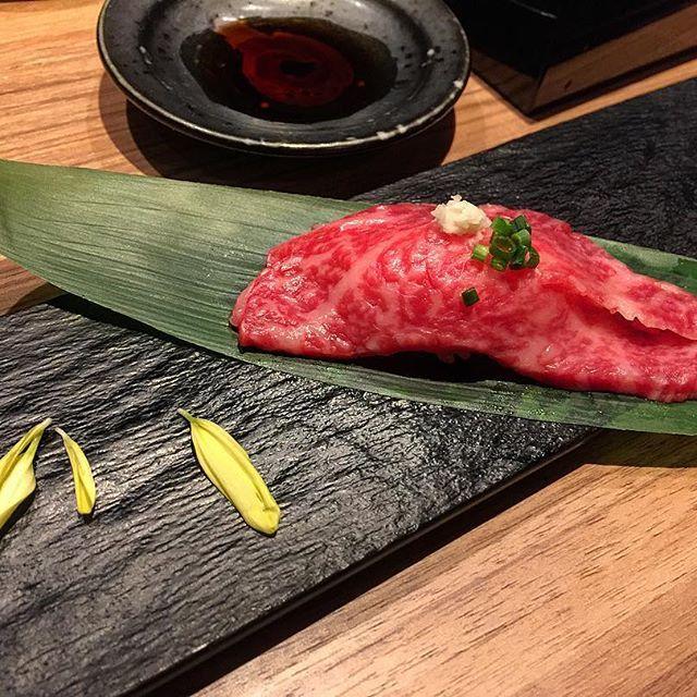 #日本#japan#北海道#hokkaido#札幌#sapporo#すすきの#松っつん#肉#寿司#sushi#和牛#和牛の握り#グルメ#gourmet