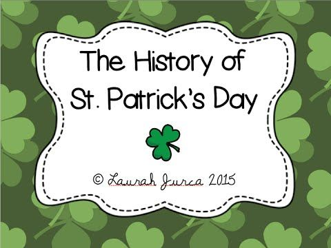 The History of St. Patrick's Day - YouTube