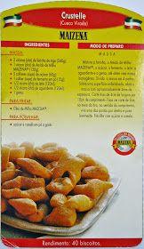 * Pastéis de Belém       * Pastiera di grano-Torta de trigo em grãos       *Crustelle - Cueca virada          *Baci di dama -Beijos de...