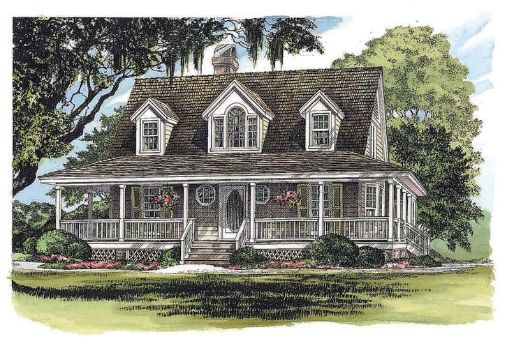 The morninglory house plan add sq footage and garage for How to add square feet