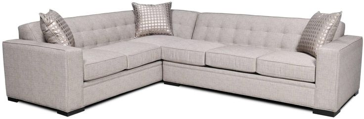 Oscar Sectional Sofa By EJ Lauren
