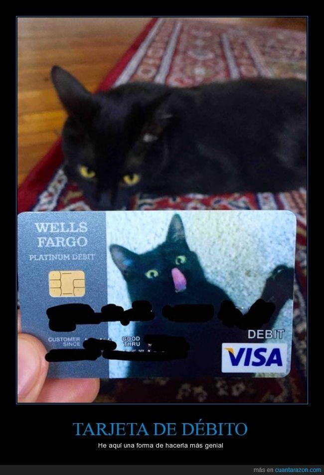 Tengo la mejor tarjeta del mundo - He aquí una forma de hacerla más genial