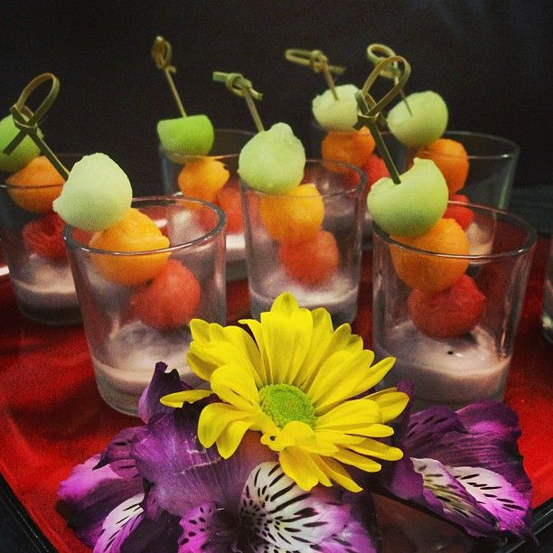 Summer Wedding Food: 21 Best Summer Hors D'oeuvres Images On Pinterest