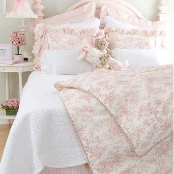 FREE SHIPPING! Shop Wayfair for Glenna Jean Isabella Duvet Cover - Great Deals on all Bed & Bath products with the best selection to choose from!