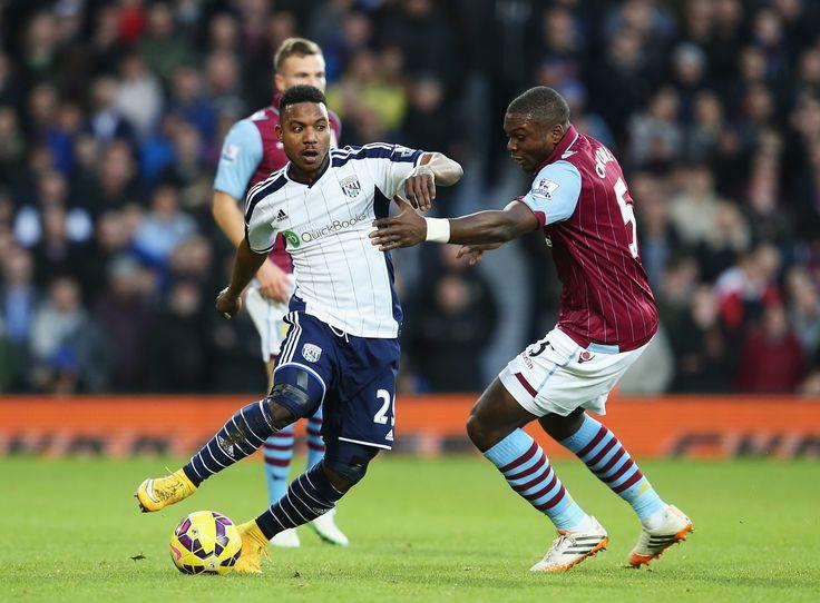 West Bromwich - Aston Villa  Sessegnon élimine un joueur de l'équipe adverse #Milieu #Baggies #WB #Adidas #9ine @WBromwich