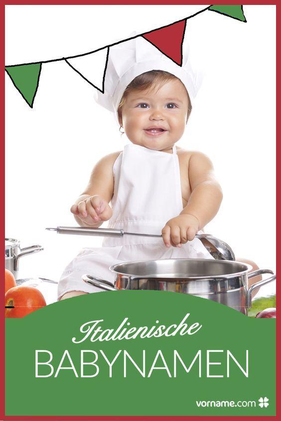 Du wünschst Dir einen italienischen Vornamen für Dein Baby? Wir haben die beliebtesten Namen aus Italien für Dich zusammengestellt.