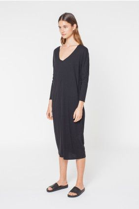 FORMATION DRESS BLACK - SHOP ALL - WOMENS Assembly Label