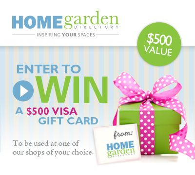 Win a $500 Visa Card!