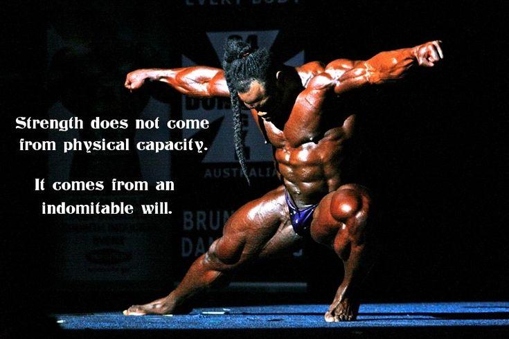 Will + Determination = Winner!: Bodybuilding Stuff, Interesting Bodybuilding, Physifit Body, Bodybuilding Pin, Greatest Bodybuilding, Fit Anatomy, Kai Green, Bodybuilding Motivation, Body Building