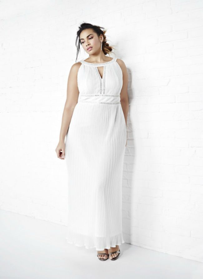 72 Best Images About The Plus Size LWD Little White Dress On Pinterest