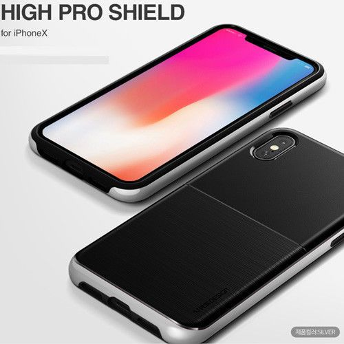 Verus High Pro Shield Case iPhone X Case iPhone 10 Case 7 Colors made in Korea #Verus