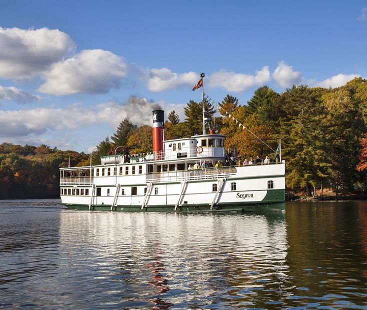 Head to Ontario's cottage country this fall and experience the incredible autumn…