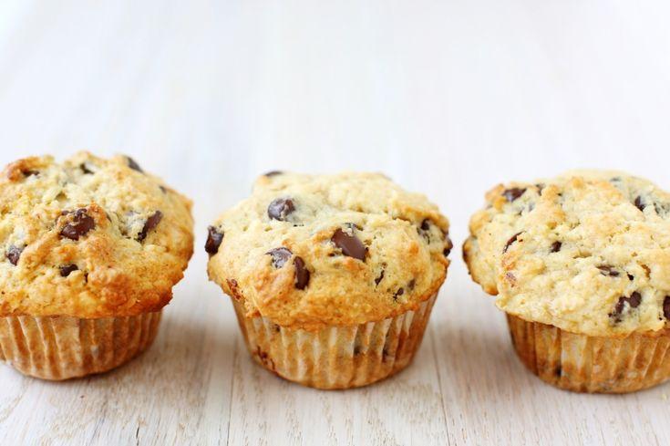 Chocolate chip muffin_iStock_000017896932Small