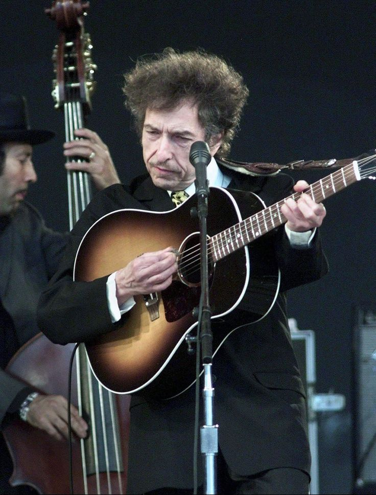 """The singer and songwriter was recognized for """"new poetic expressions within the great American song tradition."""" Bob Dylan awarded the 2016 Nobel Prize in Literature"""