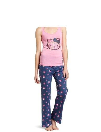 Hello Kitty Women's Hk Enchanting Blues Tank « Clothing Impulse