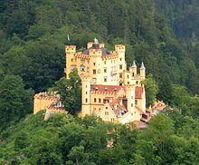 Schloss Hohenschwangau – Wikipedia