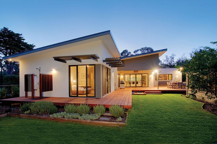 Solar Solutions Design- Energy Efficient House Design - House Plans Melbourne - (opção L)