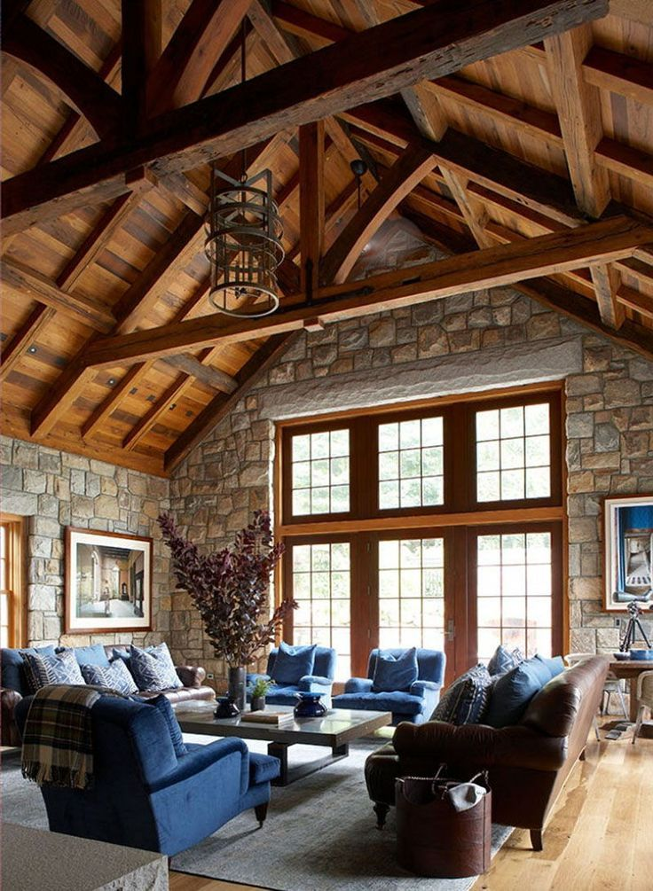 Modern Rustic Barn Provides Ultimate Man Cave Retreat In