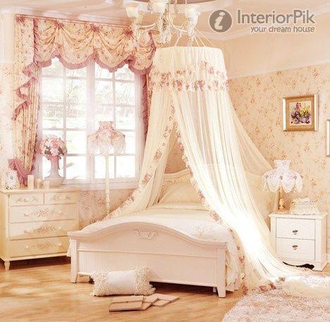 Best 25+ Girls bedroom curtains ideas on Pinterest   Canopy ...