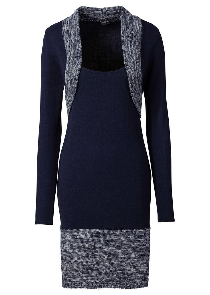 Kötött ruha Nőies kötött ruha hosszú • 6999.0 Ft • bonprix
