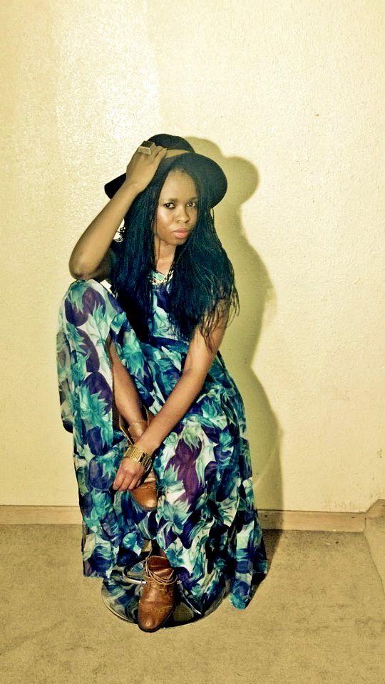 i am beautiful woman