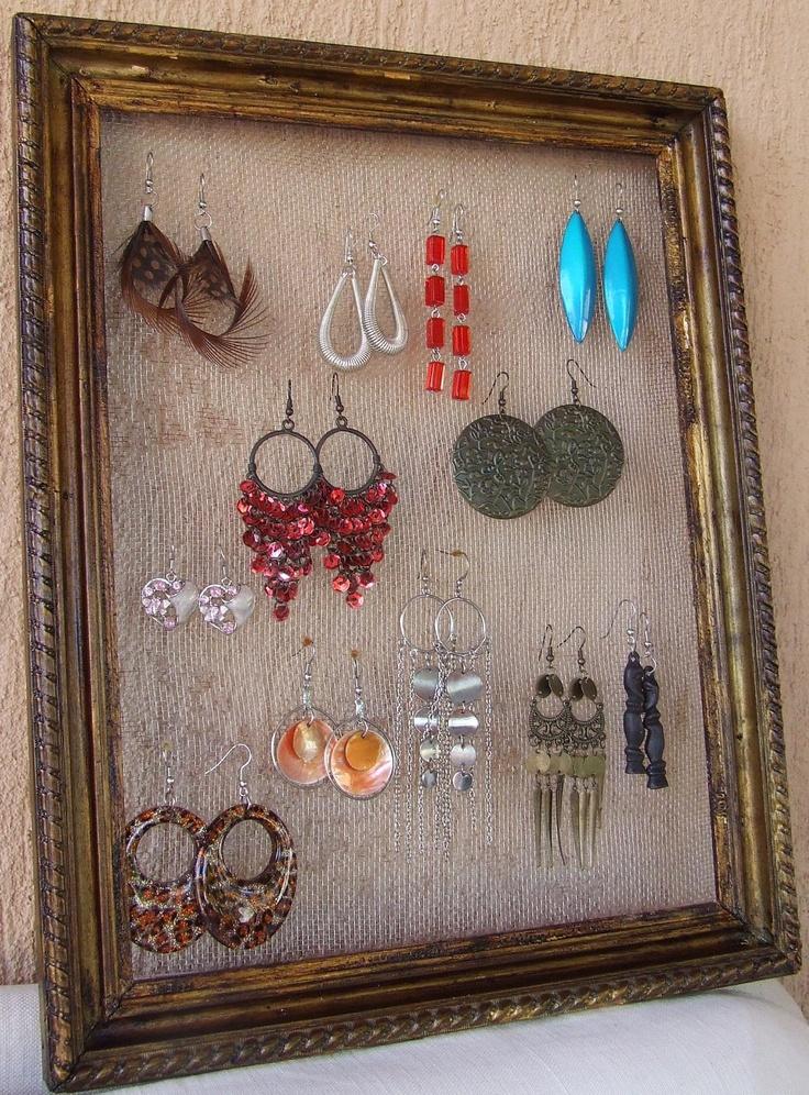 jewelery holder