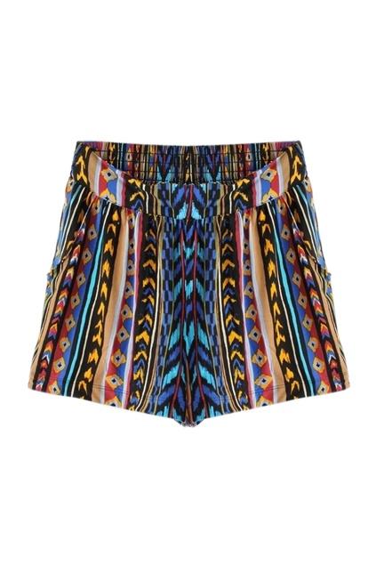 Printed shorts <3