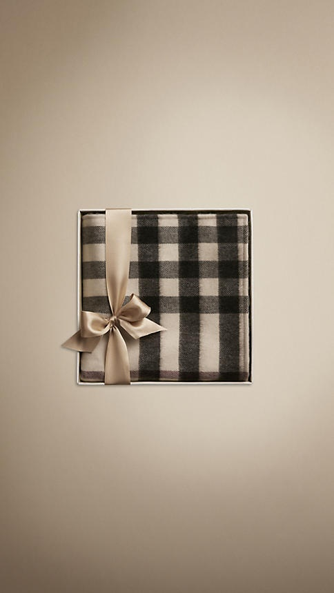 Cashmere Baby Blanket Gift | Burberry
